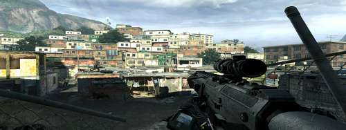 Call of Duty: Modern Warfare 2 - 5760x2160