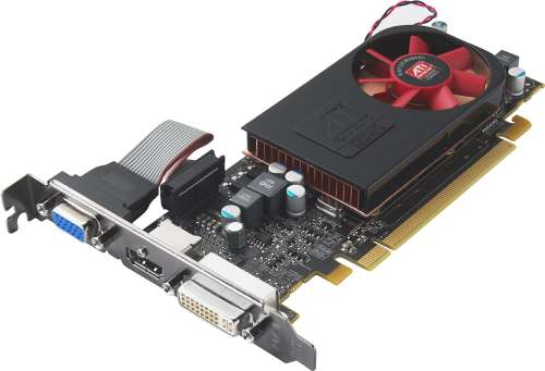 ATI Radeon HD 5570 - Reference Card