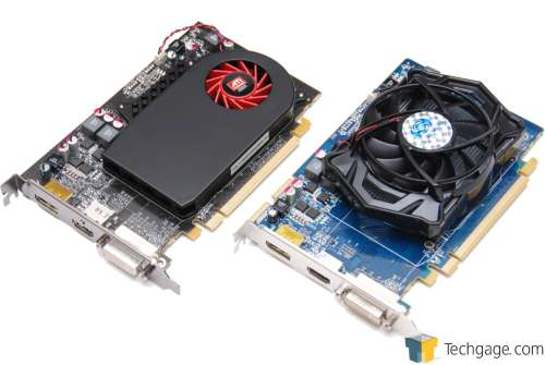 ATI Radeon HD 5670 512MB and 1GB
