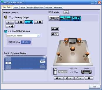 C media xear 3d audio driver скачать