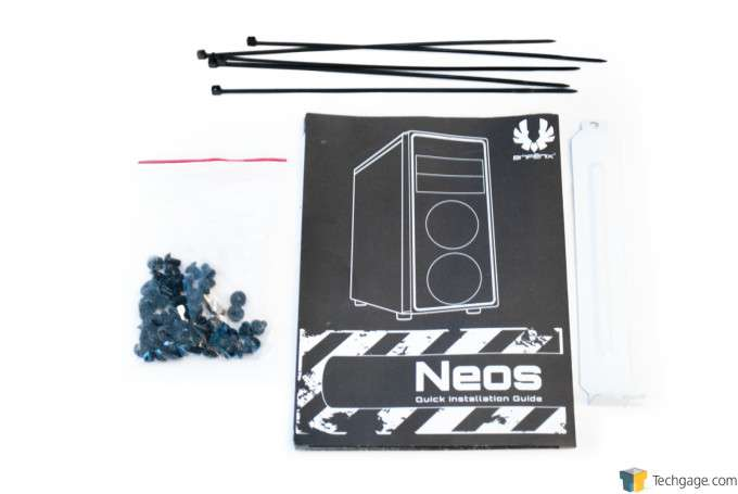 BitFenix Neos Chassis - Accessories