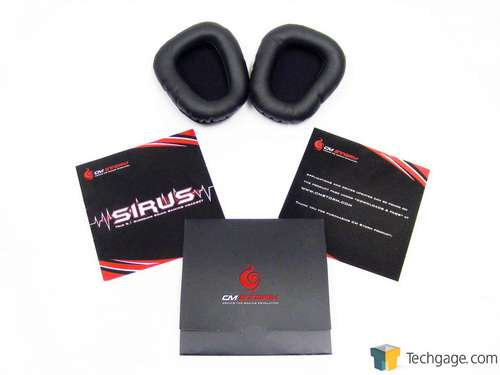 CM Storm Sirus 5.1 Surround Sound Headset