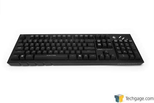 CM Storm QuickFire Pro Gaming Keyboard