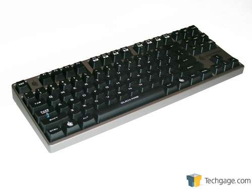CM Storm QuickFire Rapid Gaming Keyboard