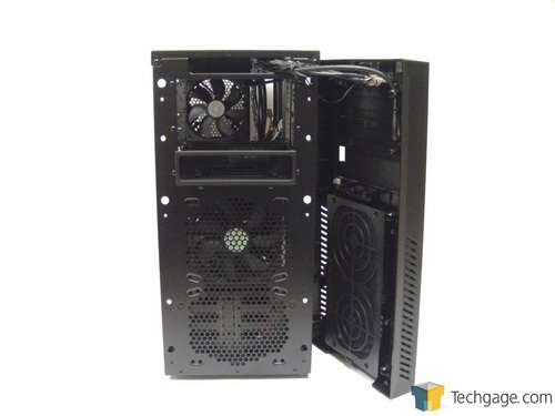 Cooler Master Silencio 550 Mid-Tower Chassis