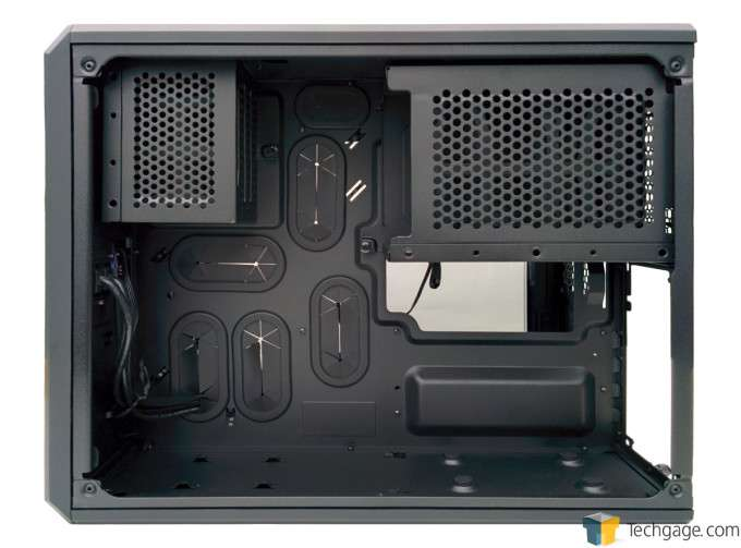 Corsair Carbide Air 240 Chassis Inside Right Side