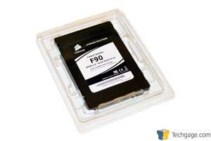 Corsair Force F90 90GB Solid-State Drive