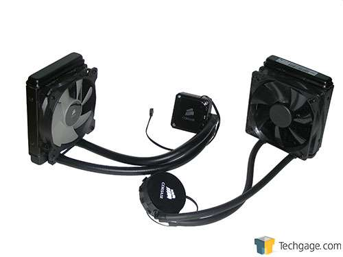 Corsair Hydro H55 & H60  Liquid Cooler