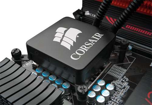 Corsair H60 CPU Cooler