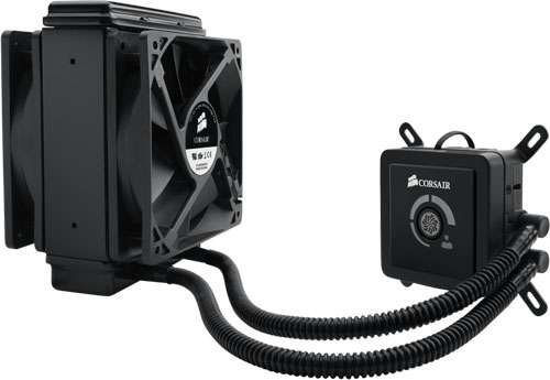 Corsair H80 CPU Cooler