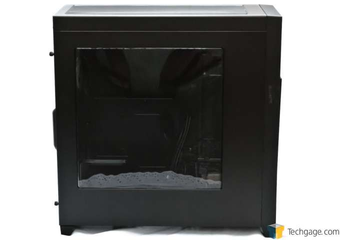 Corsair Obsidian 450D Chassis Review - Hitting the Sweet Spot