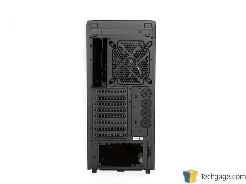 Corsair Obsidian 550D Mid-Tower Chassis