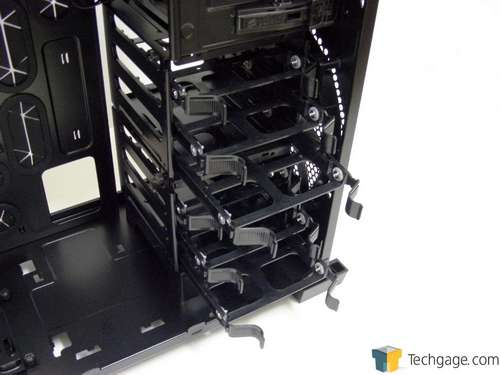 Corsair Obsidian 650D Mid-Tower Chassis