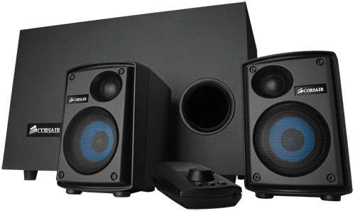 Corsair SP2500 Speakers