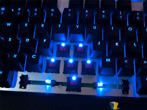 Corsair K90 Keyboard