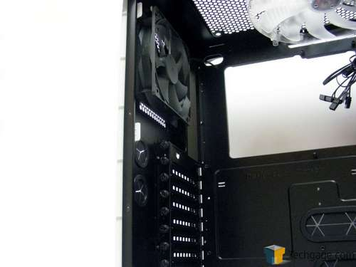Corsair Special Edition White Graphite 600T Mid-Tower Chassis