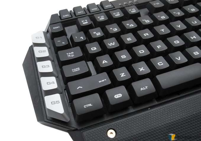 COUGAR 500K Gaming Keyboard - Gaming/Macro Keys