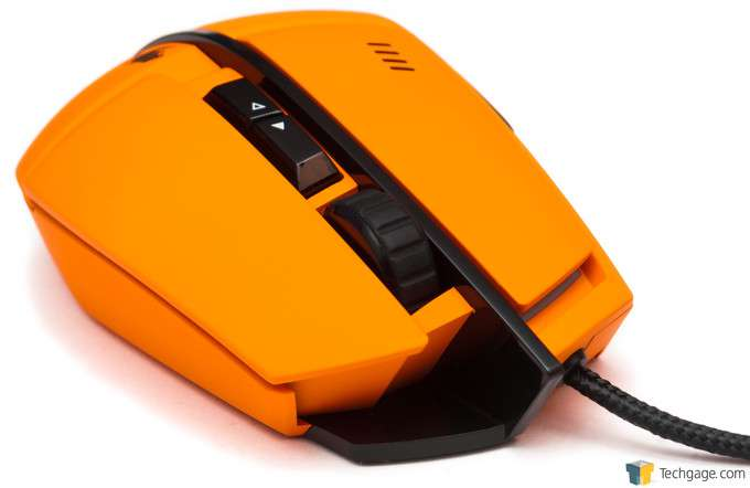 Cougar 600M Gaming Mouse - 3/4 Front