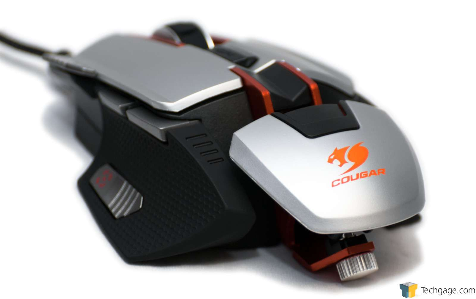Techgage Image - Cougar 700M Gaming Mouse