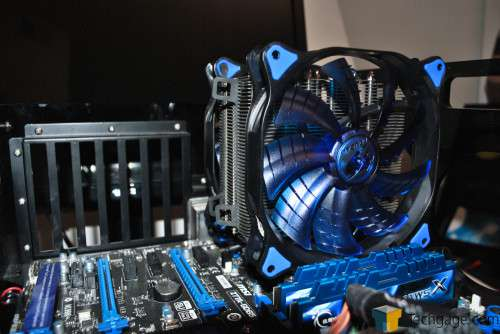 COUGAR Dual-X LED Fan