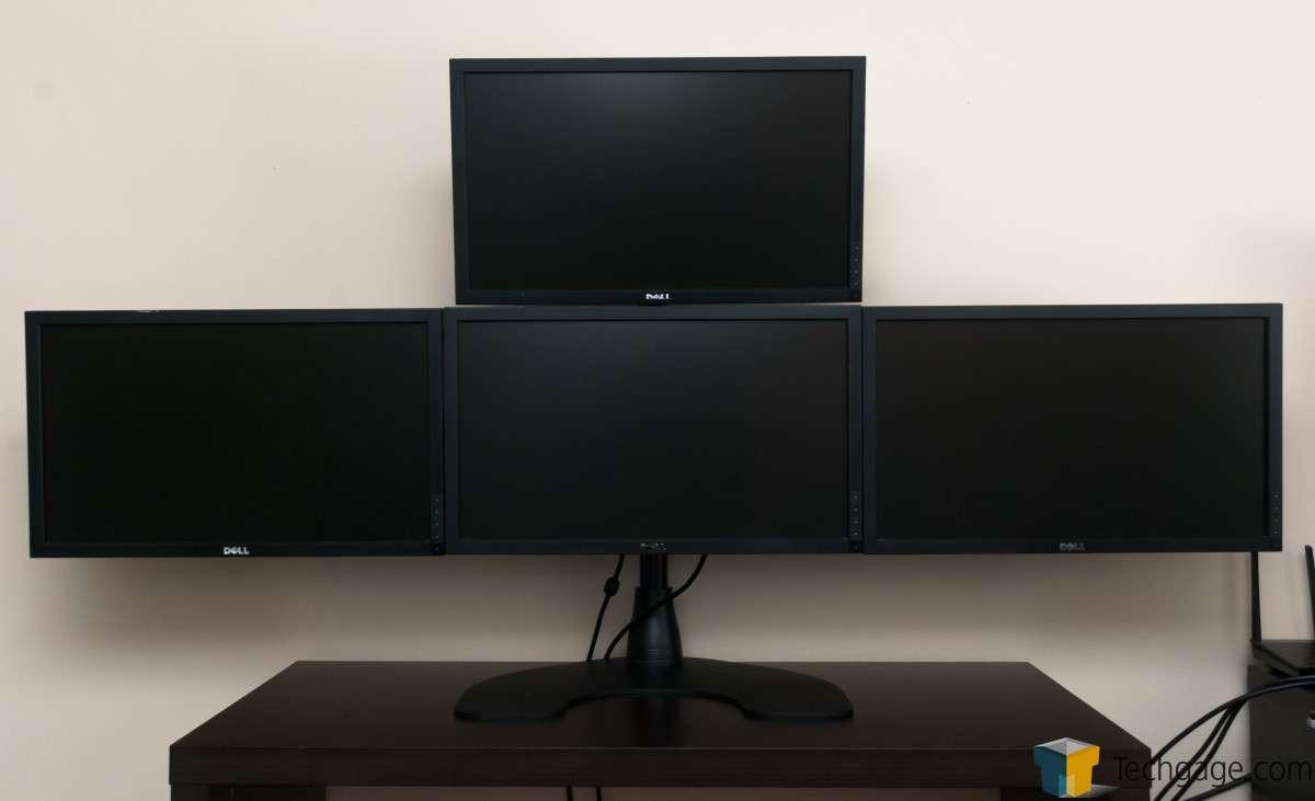 ergotech freedom quad desk stand 100d28b13 finished 3 1