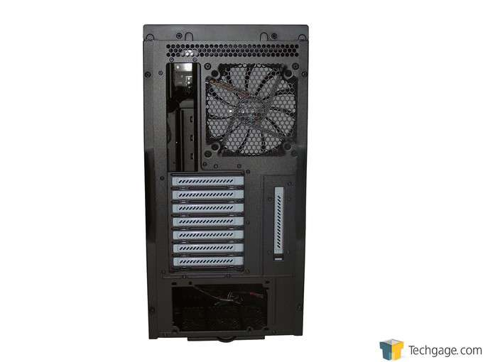 Fractal Design Arc Midi R2 - Back