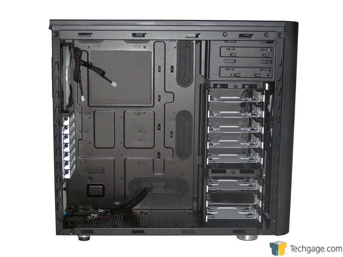 Fractal Design Arc Midi R2 - Inside