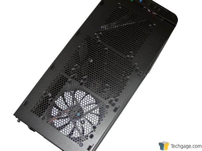 Fractal Design Arc Midi R2 - Top Panel Interior