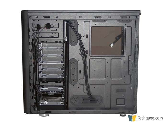 Fractal Design Arc Midi R2 - Motherboard Tray