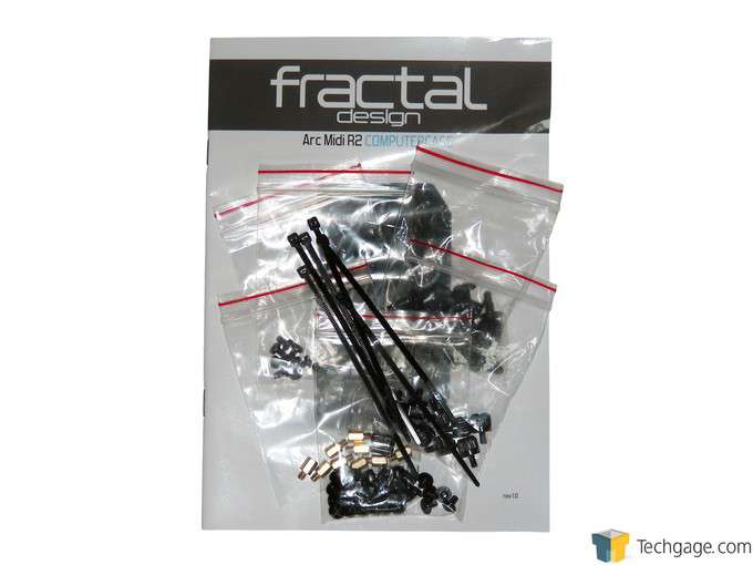 Fractal Design Arc Midi R2 - Accessories