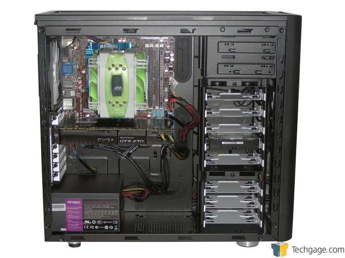 Fractal Design Arc Midi R2 - Completed Build