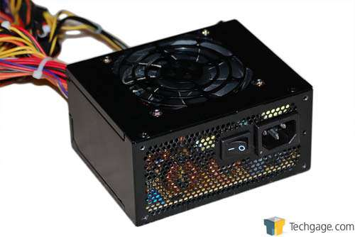 Fractal Design Array R2 mini-ITX NAS Chassis