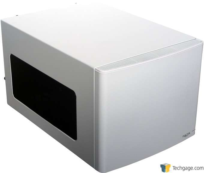 Fractal Design NODE 304 mini-ITX Chassis Review