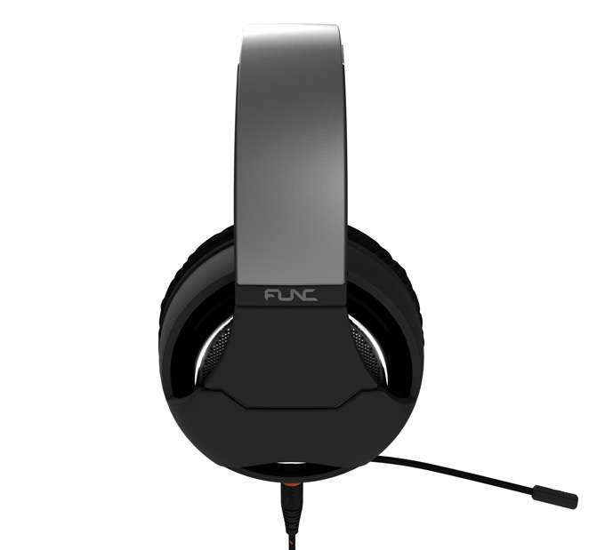 Func HS-260 Gaming Headset - Pageant Shot