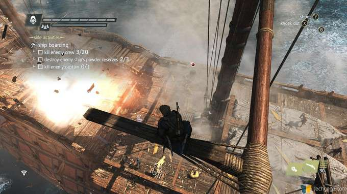 Assassin's Creed IV: Black Flag Review – Techgage