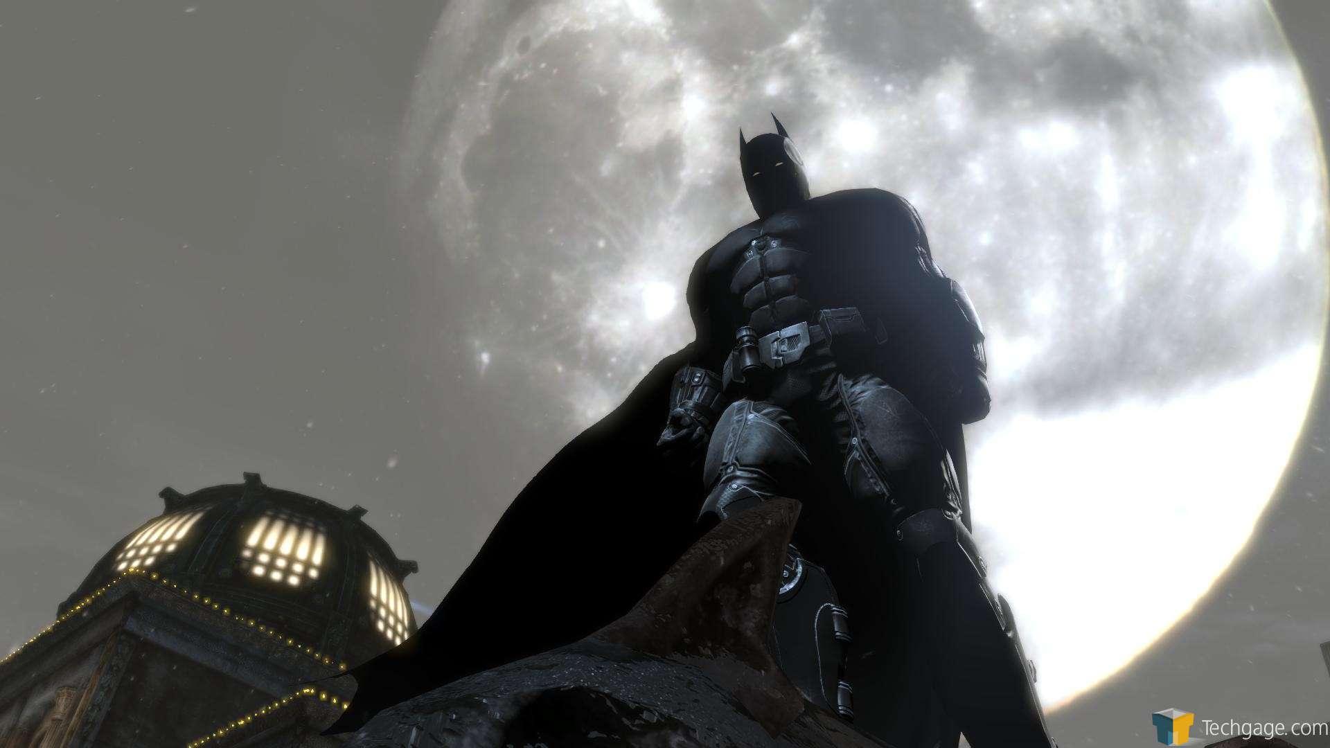 Batman Arkham City Wallpaper Hd