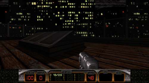 Duke Nukem 3D - Atomic Edition: Hollywood Holocaust