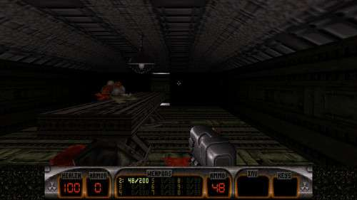 Duke Nukem 3D - Atomic Edition: The Queen