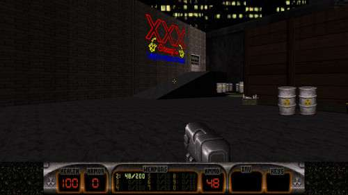 Duke Nukem 3D - Atomic Edition: XXX-Stacy