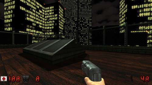 Duke Nukem 3D - High Resolution Pack: Hollywood Holocaust