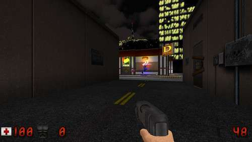 Duke Nukem 3D - High Resolution Pack: Duke-Burger