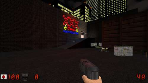 Duke Nukem 3D - High Resolution Pack: XXX-Stacy