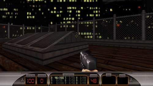 Duke Nukem 3D - Megaton Edition: Hollywood Holocaust