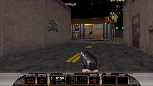 Duke Nukem 3D - Megaton Edition: Duke-Burger
