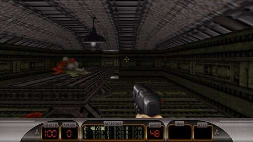Duke Nukem 3D - Megaton Edition: The Queen