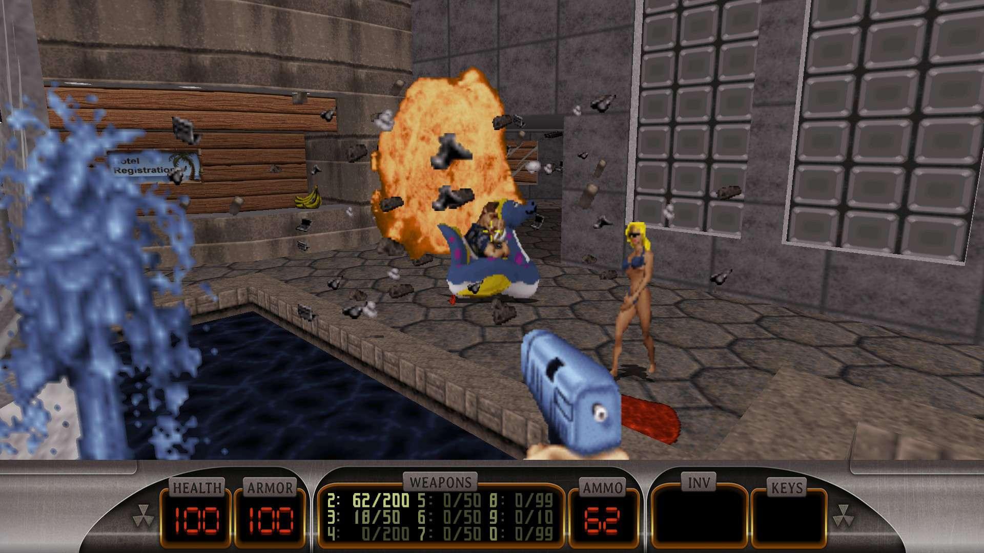 Duke nukem 3d: megaton edition archives | brutal gamer.