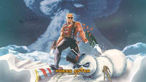 Duke Nukem 3D - Megaton Edition: Nuclear Winter