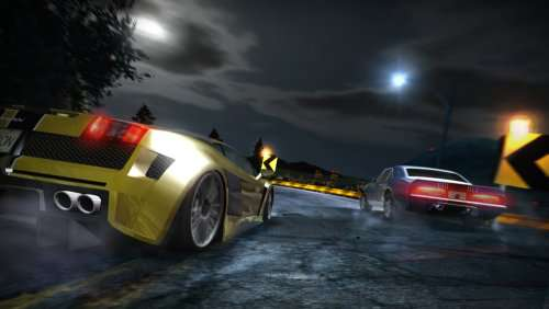 X360 Need For Speed Carbon Techgage