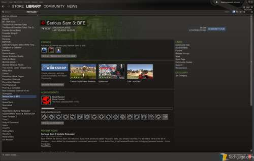 Steam Running Under Ubuntu Linux