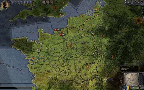 Crusader Kings II Running Under Ubuntu Linux